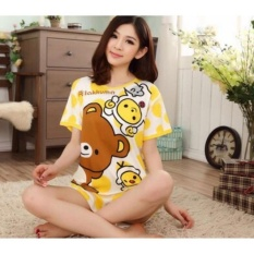 Daftar Harga Stelana Baju Tidur Wanita Import Piyama Wanita Pajamas Athena
