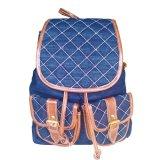 Diskon Stitch Tas Jeans Backpack Biru Stitch Di Indonesia