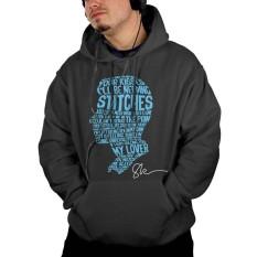 Stitches Lyrics Di Wajah Shawn Mendes Kehidupan Pesta Hoodie Sweatshirts Pria Bulu Sweater-Internasional