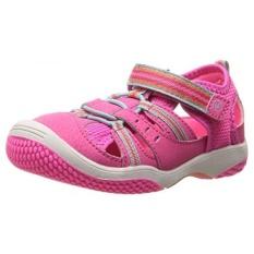 Stride Rite Bayi Petra Air Sepatu, Pink/Multi, US Balita-Intl