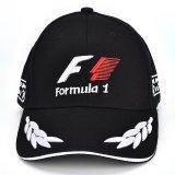 Dapatkan Segera Gaya Adjustable Ukuran Formula 1 Bisbol Cap F1 Racing Topi Katun Bahan Gorra Snapback Olahraga Outdoor Mens Hat Intl