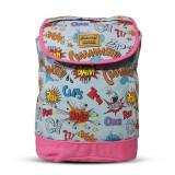 Kualitas Subway Bag Tas Ransel Sekolah Wanita Backpack Punggung Subway Bag