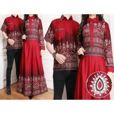 Suki Baju Couple Batik Artika / Pakaian Kembar / Couple / Couple Muslim / Couple Batik / Kaos Couple / Kemeja Couple / Baju Pasangan / Fashion Couple / Sweater Couple / Kaos Pasangan