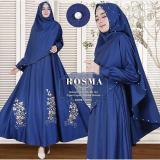 Jual Suki Baju Gamis Muslim Osma Dress Muslimah Hijab Muslim Gamis Syari I Baju Gamis Fashion Muslim Setelan Muslim Hijab Wanita Baju Muslim Maxi Gamis Fashion Muslim Murah Dki Jakarta