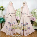 Jual Suki Dress Maxi Gamis Syari I Azmya Dki Jakarta Murah