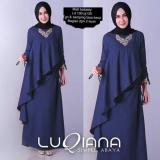 Jual Suki Dress Wanita Maxi Gamis Luqi Syari I Gamis Syari I Maxi Gamis Dress Maxi Baju Gamis Murah Di Dki Jakarta