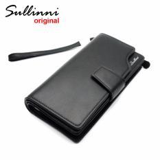 Sullinni Dompet Eksklusif Model Panjang Wallet Import Sullinni 554 Hitam Dki Jakarta