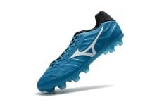 Sepatu Sepak Bola Musim Panas untuk Pria MIZUNO MORELIA NEO Mix FG Rebula V1 FG Soccer Sneakers Ukuran 39-45 (biru/Putih) -Intl