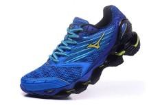 Sepatu Sepak Bola Musim Panas untuk Pria MIZUNO MORELIA NEO Mix Gen 5 Soccer Sneakers Ukuran 39-45 (Biru) -Intl