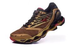 Summer Football Shoes For Men's Mizuno Morelia Neo Mix Gen 5 Soccer Sneakers Size 39-45 (gold/Black)