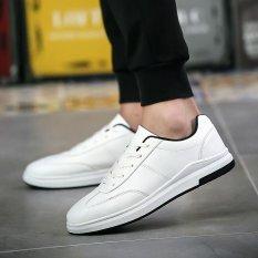 Toko Musim Panas Pria Sneaker Nyaman Sepatu Olahraga Putih Intl Terdekat