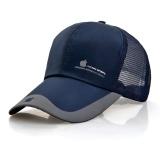 Review Musim Panas Mesh Topi Pria Huruf Di Luar Rekreasi Memancing Bisbol Hat Sunscreen Bernapas Net Hat Intl Terbaru