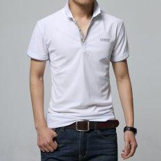 Pendek-sleevedlapel T-shirt Cotton Slim Pemenang Shirt Youth Polo Shirt Bisnis Kasual-Internasional