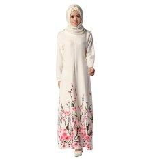 summer-new-muslim-womens-long-dress-and-elegant-temperament-white-intl-1850-39573073-1da38cc3c11f1fd54646238b8ab32a98-catalog_233 Inilah List Harga Busana Muslim Yang Elegan Terlaris saat ini