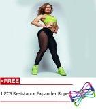 Ulasan Tentang Musim Panas Baru S*xy Yoga Sport Trouser Running Pants Fitness Wanita Training Clubbing Style Mesh Legging Mujer Pantalon Gothic Velvet Intl