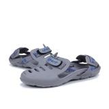 Promo Musim Panas Sepatu Sandal Pria Merek Sandal Sandal Pantai Pria Outdoor Slip On Mens Casual Sandal Intl Not Specified Terbaru