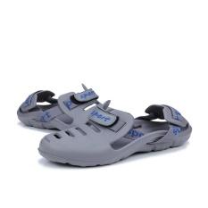Cara Beli Musim Panas Sepatu Sandal Pria Merek Sandal Sandal Pantai Pria Outdoor Slip On Mens Casual Sandal Intl