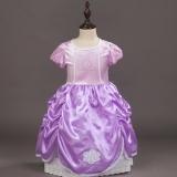 Jual Sunshop Korea Snow Ice Odd Dress Perdagangan Luar Negeri Anak Pakaian Kecil Putri Saat Sofia Perempuan Intl Di Tiongkok