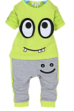 Cara Beli Sunweb 2 Buah Anak Orok Bayi Laki Laki Anak Lengan Baju Panjang Setelan Atasan Celana Pakaian Set Hijau