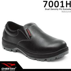 Super Promo Murah Sepatu Safety Shoes Cheetah 7001H - Ckuyeg