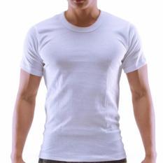 Super Rider R212BP Tshirt - Putih - Kaos Dalam Pria
