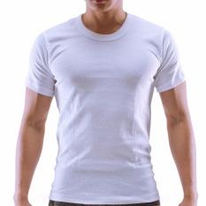 Super Rider SR223BP Tshirt - Putih - Kaos Dalam Pria