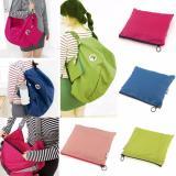 Super Sale 3 Way Korean Bag Design Tas Serbaguna Multifungsi Tas Pinggang Ransel Biru Murah