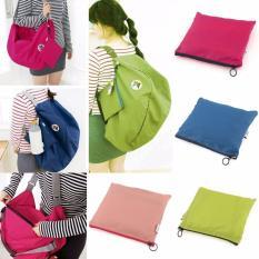 Review Toko Super Sale 3 Way Korean Bag Design Tas Serbaguna Multifungsi Tas Pinggang Ransel Biru