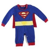 Promo Superman Baju Kostum Super Hero Kostum Terusan Bandung Photo Bayi Balita Anak Hadiah Baju Monyet Murah