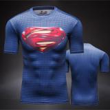 Tips Beli Mixjoy Kaus Oblong Pria Lengan Pendek Superman Cepat Kering Bersirkulasi Udara Baru Merah Superman Baru Merah Superman Yang Bagus