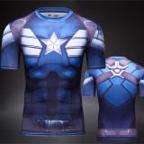 Jual Mixjoy Kaus Oblong Pria Lengan Pendek Superman Cepat Kering Bersirkulasi Udara Baru Tali Kapten Baru Tali Kapten Oem Di Tiongkok