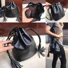 Supplier tas wanita branded selempang pinggang fashion EZ SERUT