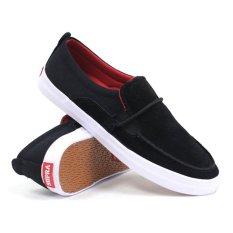 Supra Footwear Mariner - Hitam Merah Putih 9581e09501