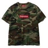 Jual Supreme Fashion Box Casual Merek Bordir T Shirt Lengan Bang Pendek Tiongkok Murah