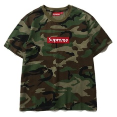 Diskon Supreme Fashion Box Casual Merek Bordir T Shirt Lengan Bang Pendek Tiongkok