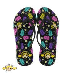 Jual Surfer G*rl Sandal Japit Flip Flop Surfer G*rl Limited Edition Sg 176 Hitam Baru