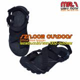 Promo Suzuran Sandal Gunung Cross Thumb Mr1 Black