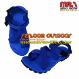 Review Suzuran Sandal Gunung Cross Thumb Mr1 Blue Jawa Barat