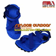 Tips Beli Suzuran Sandal Gunung Cross Thumb Mr1 Blue Yang Bagus