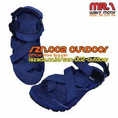 Beli Suzuran Sandal Gunung Cross Thumb Mr1 Navy Blue Online Jawa Barat