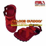 Harga Suzuran Sandal Gunung Cross Thumb Mr1 Red Suzuran