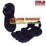 Model Suzuran Sandal Gunung Crosser Mr2 Black Terbaru