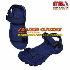 Suzuran Sandal Gunung Edge Mr1 Navy Blue Terbaru