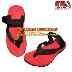Beli Suzuran Sandal Gunung Extreme Half Mr1 Red W Black Suzuran Asli
