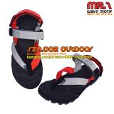 Harga Suzuran Sandal Gunung Extreme X Mr1 Black W Light Grey Red New