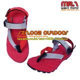 Promo Suzuran Sandal Gunung Extreme X Mr1 Red W Red Grey Suzuran Terbaru