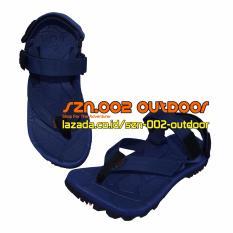 Suzuran Sandal Gunung Extreme X Mr2 Navy Blue Suzuran Diskon 30