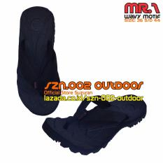 Beli Suzuran Sandal Gunung Flip Flop Mr1 Black Dengan Kartu Kredit