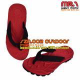 Toko Suzuran Sandal Gunung Flip Flop Mr1 Red W Black Suzuran Online