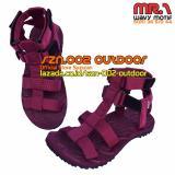 Harga Suzuran Sandal Gunung High Land Mr1 Maroon Seken
